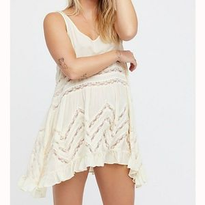 Intimately by Free People Trapeze Dress
